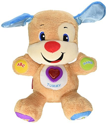 Fisher-Price Laugh And Learn Smart Stages Puppy With DVD