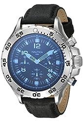 Nautica NST-Chronograph Men's watches NAI19536G