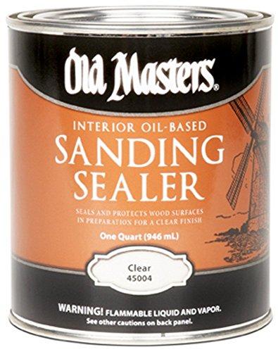 Old Masters Interior Oil Based Sanding Sealer 1 Quart