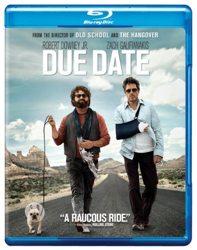 Cover art for  Due Date [Blu-ray]