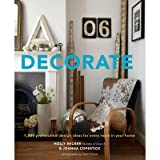 Decorate; 1,000 Professional Design Ideas for Every Room in Your Home