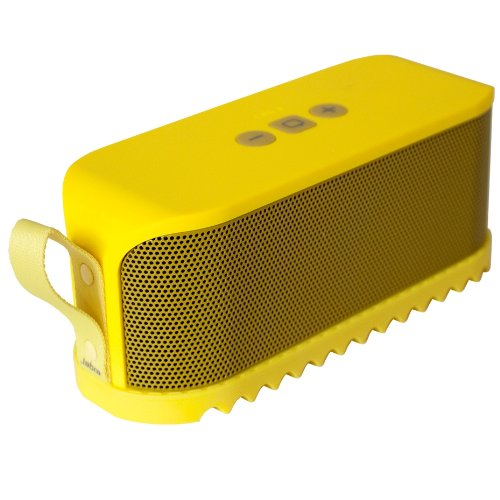 Jabra Solemate Wireless Bluetooth Portable Speaker - Yellow