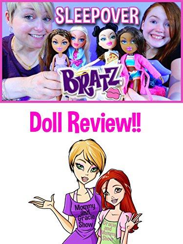 Bratz Sleepover Dolls Cloe, Jade, Yasmin and Sasha Unboxing