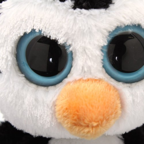 Imagen de TY Beanie Boos - Waddles - Pingüino