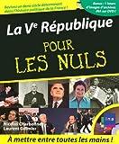 echange, troc Nicolas Charbonneau, Laurent Guimier - La Vème République