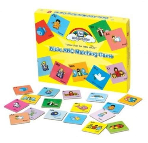 Bible ABC Matching Game - 1