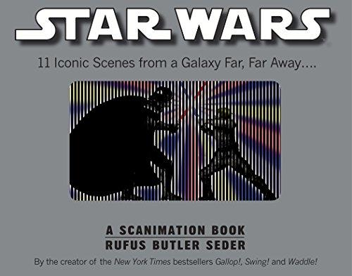 Star Wars: A Scanimation Book: Iconic Scenes from a Galaxy Far, Far Away... PDF