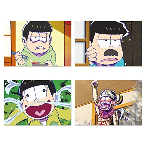 osomatsu-san-funny-face-post-card-set-vol1-f-japan-new-from-japan-new