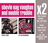 X2: Texas Flood / In the Beginning Stevie Ray Vaughan