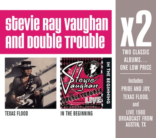 X2:Texas Flood In the Beginning by Stevie Ray Vaughan