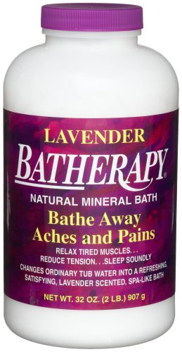 Queen Helene Lavender Batherapy Natural Mineral Bath 907 g