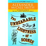 The Unbearable Lightness of Sconesby Alexander McCall Smith