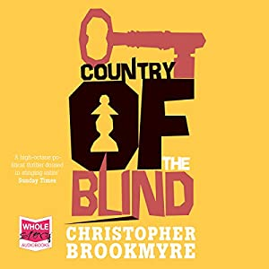Country of the Blind Hörbuch