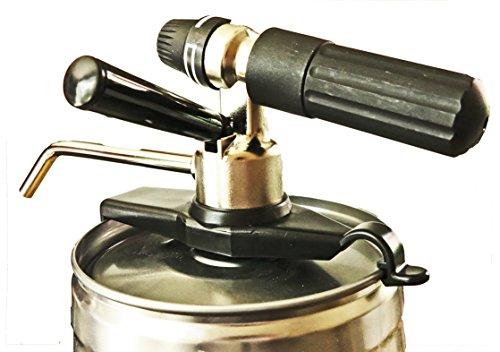 Fass-Frisch-Party-Star-de-Luxe-Dispensador-para-barriles-de-cerveza-incluye-10-cpsulas-de-CO