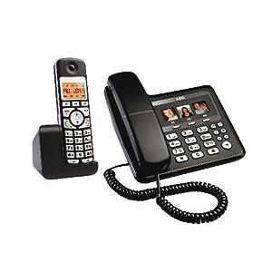 AEG Voxtel S110 Combo Téléphone sans fil Noir