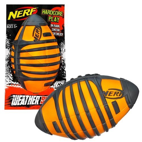 Nerf Sports Weather Blitz Football by Hasbro
