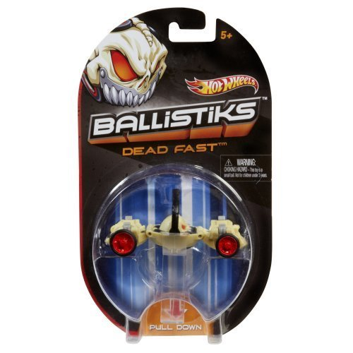 DEAD FAST Hot Wheels 2012 Ballistiks Vehicle