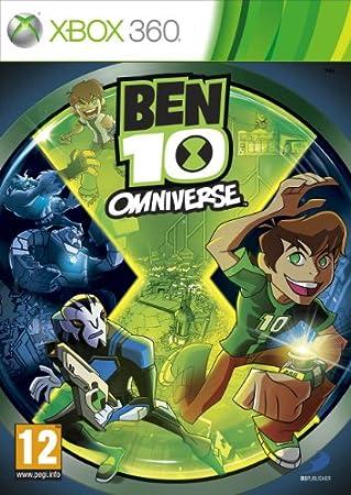 Ben 10 Omniverse (Xbox 360)