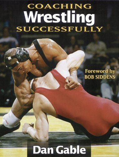 Coaching Wrestling Successfully (Coaching Successfully Series)