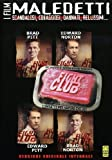 Fight club dvd Italian Import