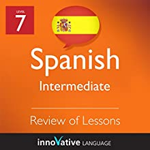 Review of Intermediate Lesson Reviews (Spanish)  by Innovative Language Learning Narrated by Michelle Diaz
