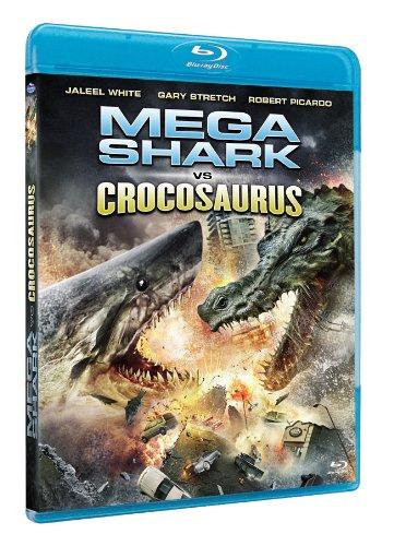 Mega Shark vs Crocosaurus [Francia] [Blu-ray]