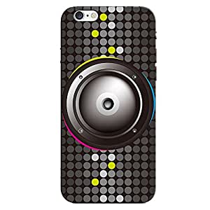 TECHNO BASE BACK COVER FOR APPLE IPHONE 6S