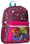Trailmaker Girls Animal Leopard Print Backpack