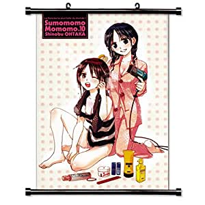"Sumomomo Momomo Anime Fabric Wall Scroll Poster (32"" X 48"") Inches"