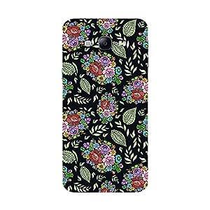 Garmor Designer Plastic Back Cover For Samsung Galaxy A8 SM-A800F