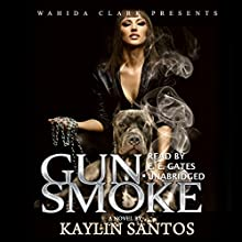 Gun Smoke (       UNABRIDGED) by Kaylin Santos Narrated by Mr. Gates