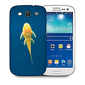 Snoogg Armenia Fish Designer Protective Back Case Cover For Samsung Galaxy S3