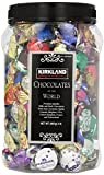 Kirkland Signature Premium Chocolates of the World Assortment Jar Net Wt Pounds
