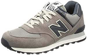 New Balance ML574 chaussures 8,0 grey/black
