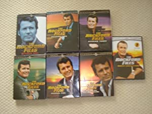 The Rockford Files - Seasons 1-6 & Movies Complete Series