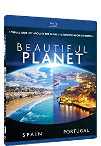 Beautiful Planet - Spain & Portugal - Blu-ray