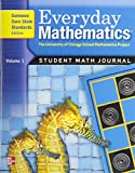 img - for Everyday Mathematics Math Journal, Grade 2, Vol. 1 book / textbook / text book