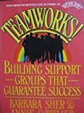 Teamworks: Building Support Groups That Guarantee Success (0446514616) by Sher, Barbara