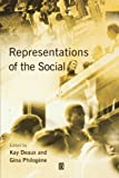 Representations of Social: Bridging Theoretical Traditions