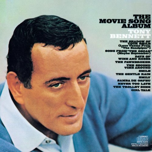 TONY BENNETT - The Movie Song Album - Zortam Music