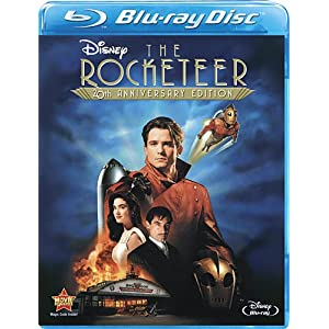 Rocketeer [Blu-ray]