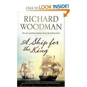 A Ship For The King - Richard Woodman