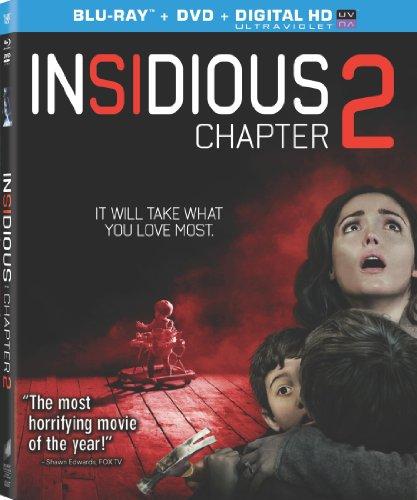 Insidious: Chapter 2 [Reino Unido] [Blu-ray]