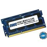 OWC 8GB (2x4GB) PC3-12800 DDR3L 1600MHz SO-DIMM 204 Pin CL11 Memory Upgrade Kit For iMac, Mac mini, and MacBook Pro (Tamaño: 8GB (2x4GB))