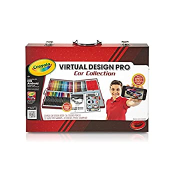 Crayola virtual design pro cars set 885282653997 Crayola fashion design studio reviews