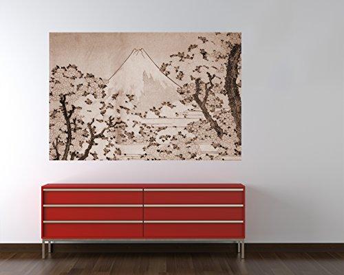 bilderdepot24-autoadhesivo-fotomural-katsushika-hokusai-viejos-maestros-vista-al-monte-fuji-con-el-f