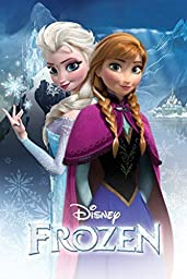 1 X Posters: Frozen Poster - Anna And Elsa (36 x 24 inches) by Trends International