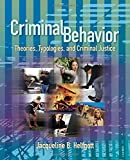 img - for Criminal Behavior: Theories, Typologies and Criminal Justice book / textbook / text book