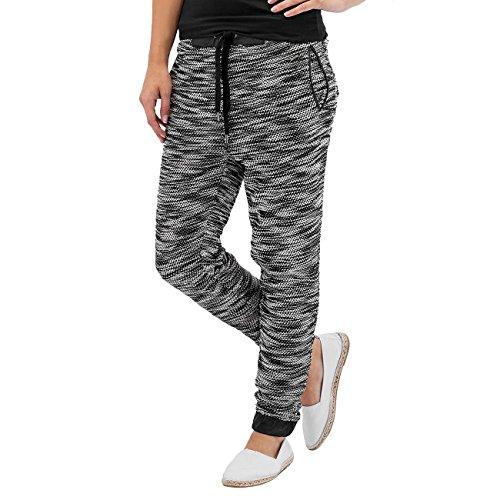Only Donna Pantaloni sportivi Sassi grigio XS