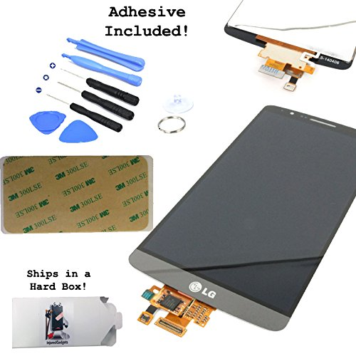 Black Lcd Display Touch Screen Glass Panel Digitizer Assembly Repair Part For Lg G3 D850 D851 D855 Vs985 Ls990